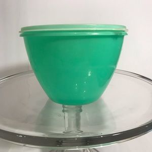 Vintage Tupperware Crisp It Lettuce Keeper